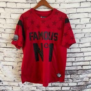 Famous Stars & Straps Famous No.1 Jersey SZ XL